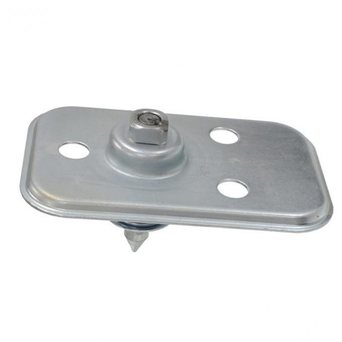 Corvette Hood Lock, Male Asssembly, 1958-1959