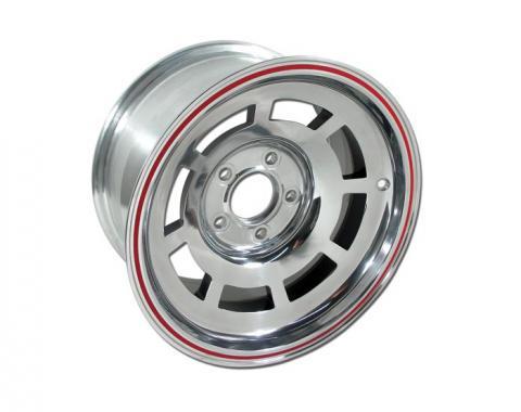 Corvette Pace Car-Style Aluminum Replacement Wheel Set