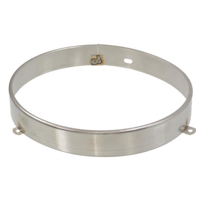 Corvette Headlight Retaining Ring, 1956-1957