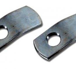 Corvette Washer Nozzle Flat Retaining Nuts, 1953-1962