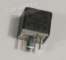 Corvette Hatch/Timer/Speaker/Fuel Pump/Defrost/Interior Relay, 1990-1996