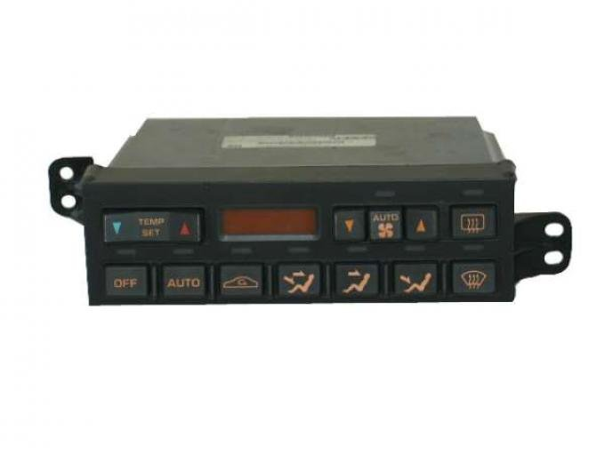 Corvette Digital Heater/AC Control, Rebuilt, 1990-1991