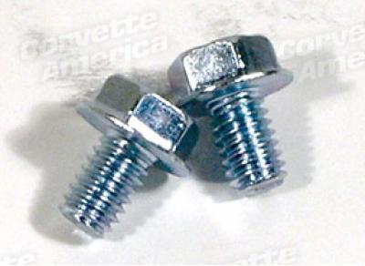 Corvette Screws, Coil Support & Starter Motor Brace, 1957-1974