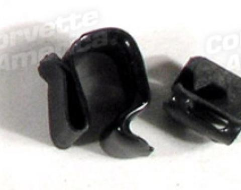 Corvette Horn Wire S-Clips, 1966-1967