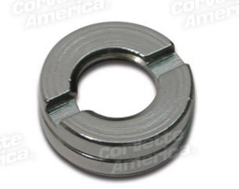 Corvette Heater Cable Retaining Nut, 1963-1967