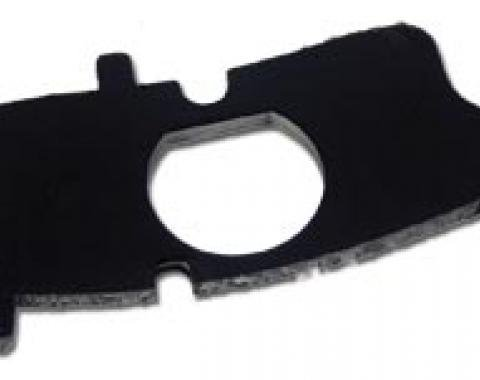Corvette Caliper Anti-Squeal Shim Kit, Rear, 1984-1987