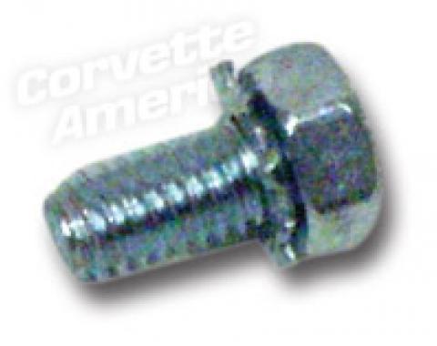 Corvette Starter Motor Brace Bolt, 1963-1967