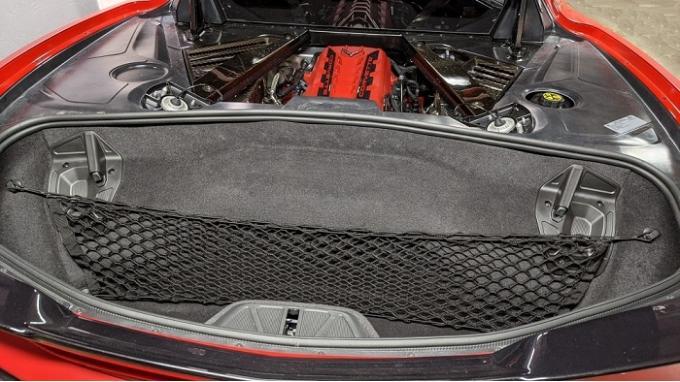 Corvette Blockit Rear Trunk Area Ultralite Heat Shielding, 2020-2021