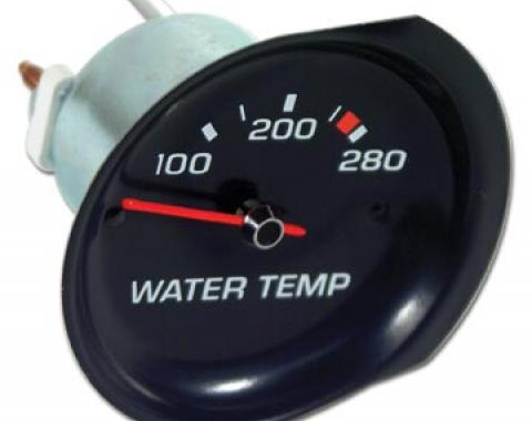 Corvette Temperature Gauge, 1977