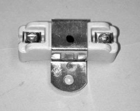 Corvette Ignition Coil Ballast Resistor, 1955-1964