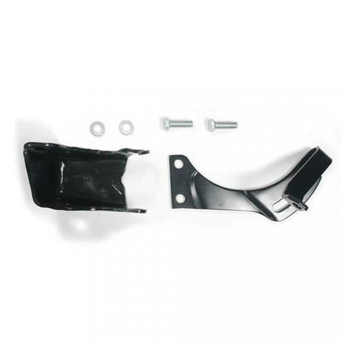 Corvette Power Steering Pump Bracket Cradle Kit, 1963-1965