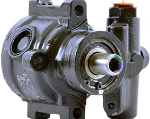 Corvette Power Steering Pump, Remanufactured, 1984-1991
