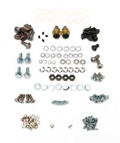 Corvette Convertible Top Hardware Kit, 1959-1960