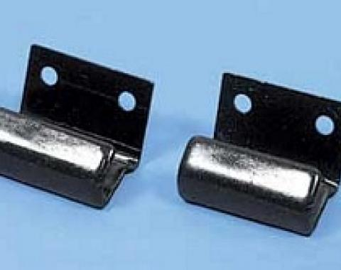 Corvette Outer Windshield Post Weatherstrip Clips, 1977-1982