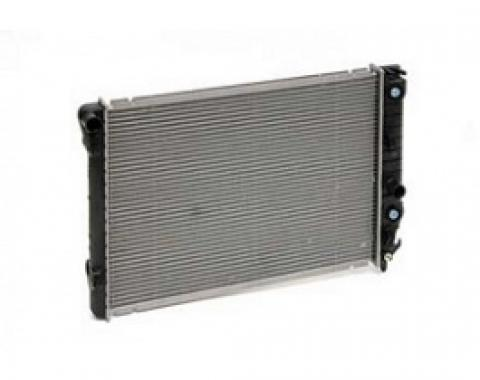 Corvette Aluminum Radiator With Automatic or Manual Transmission, 1997-2004