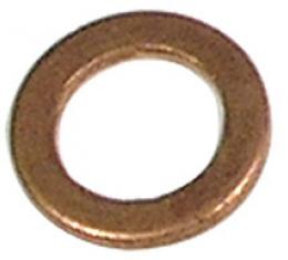 Corvette Brake Hose Copper Washer, 1984-1999