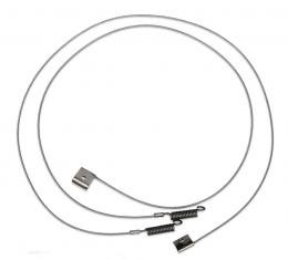 Kee Auto Top TDC1093 68 Convertible Top Cable - Direct Fit