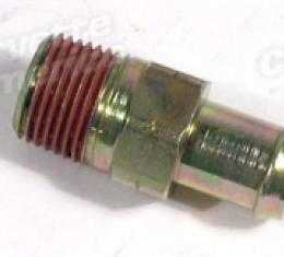 Corvette Heater Water Flow Control Valve, 1984-1991