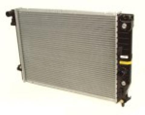 Corvette Radiator, With Automatic Transmission, Early 2001-2004