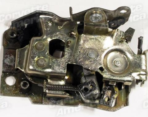 Corvette Door Latch Mechanism, Left, 1984-1988
