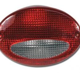 Corvette Taillight, Exprt Red Stop/Backup Left, 1997-2004