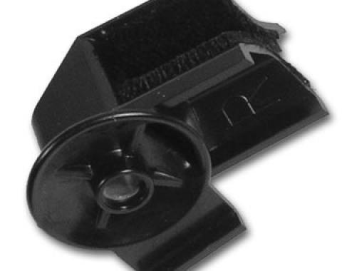 Corvette Front Window Channel Guide, Right, 1993-1996