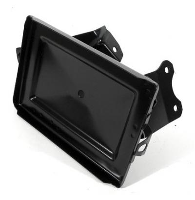 Corvette Battery Tray, without Air Conditioning, 1966