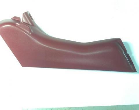 Corvette Seat Belt Lower Pillar Trim, Right, Oak USED 1997-2004