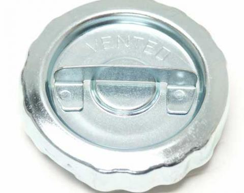 Corvette Gas Cap, Vented, 1963-1969