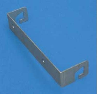 Corvette Windshield Washer Bag Bracket, For Cars With Air Conditioning, 1963-1967