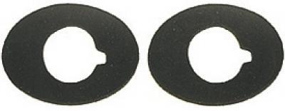 Corvette Windshield Wiper Transmission Bezel Gaskets, 1958-1962