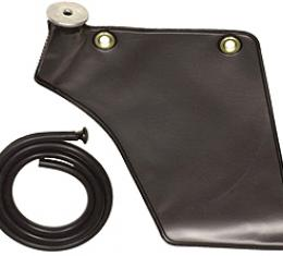 Corvette Windshield Washer Bag Kit, For Cars With Air Conditioning, 1969-1972