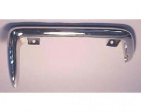 Corvette Rear Bumper, Replacement, Right, 1968-1973