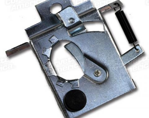 Corvette Hood Latch, Female Right, 1965-1967