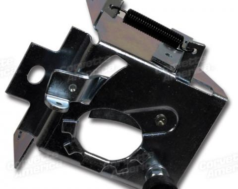Corvette Hood Latch, Female Left, 1965-1967