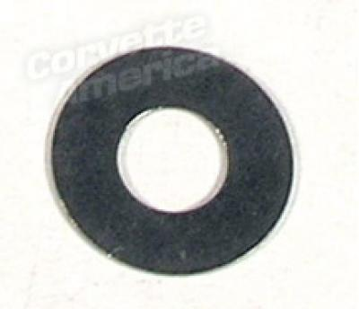 Corvette Convertible Front Bracket Washer, 1986-1988