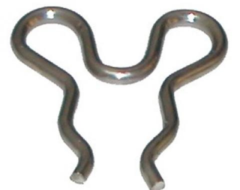Corvette, Parking Brake Cable Retaining Clip, 1965-1982