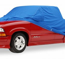 Covercraft 1963-1967 Chevrolet Corvette Custom Fit Car Covers, Sunbrella Pacific Blue C15374D1