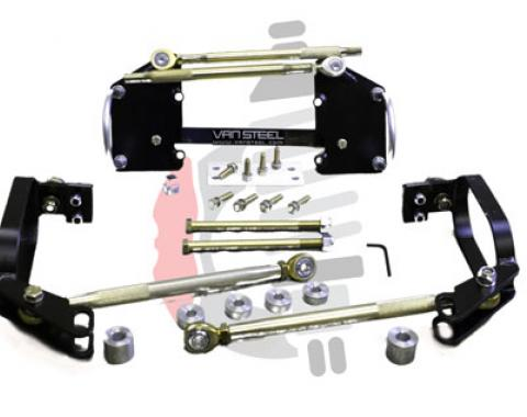 Corvette Half Shaft Safety Loops for Offset Trailing Arms, 1963-1982