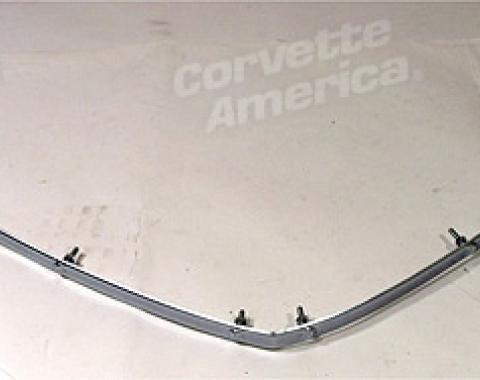 Corvette Front Upper Bumper Cover Retainer, 1973-1974