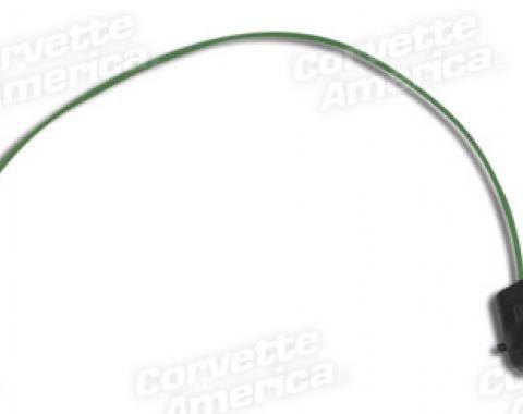 Corvette Repair Pigtail, Backup Lamp Plug, 1963-1973