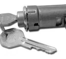 Corvette Glove Box Lock Assembly, (Except 63) 1956-1967