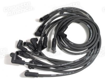 Corvette Spark Plug Wires, HEI Replacement, 1975-1977
