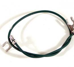 Corvette Wire, Resistor to Coil, 1958-1962
