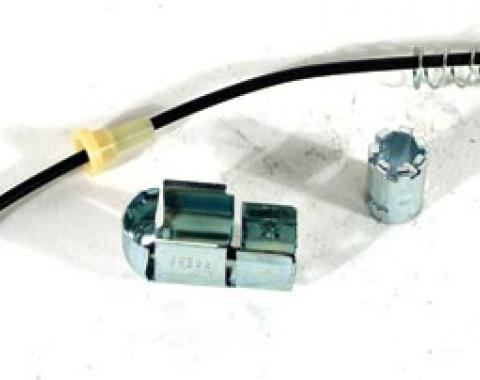 Corvette Cigarette Lighter Lamp Assembly, with Shield, 1955-1962