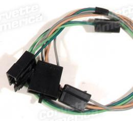 Corvette Harness, Speaker Front Stereo, 1977