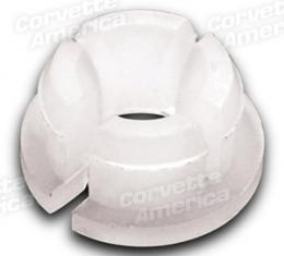 Corvette Accelerator Cable to Pedal Retainer Bushing, 1968-1973