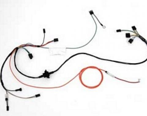 Corvette Air Conditioning Wiring Harness, 1969-1970