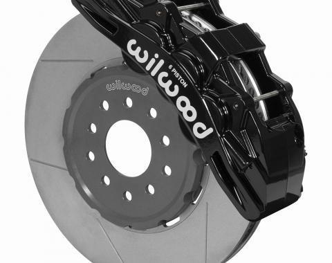 Wilwood Brakes SX6R Big Brake Dynamic Front Brake Kit 140-15309