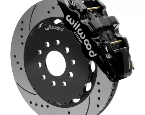 Wilwood Brakes AERO6 Big Brake Front Brake Kit 140-15705-D